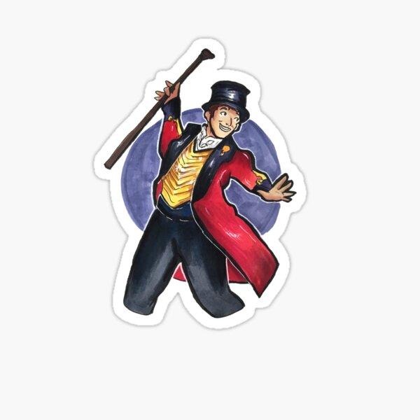 The Greatest Showman Sticker