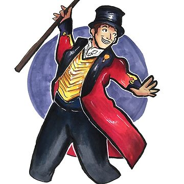 The Greatest Showman by sinamonroll