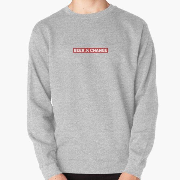 Red Box Logo Pullover Sweatshirt