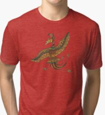 Phoenix Rising  Tri-blend T-Shirt