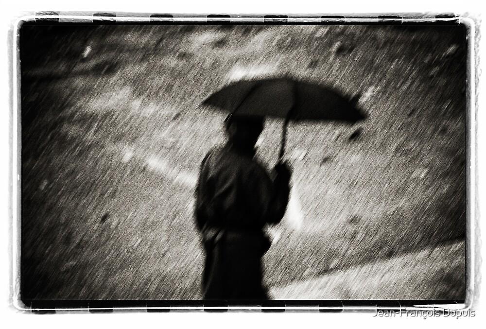 Umbrella time by Jean-François Dupuis