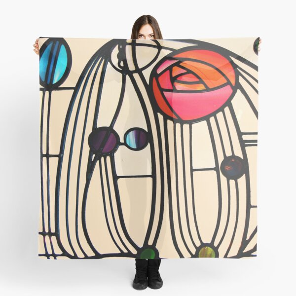 Charles Rennie Mackintosh - Window Scarf