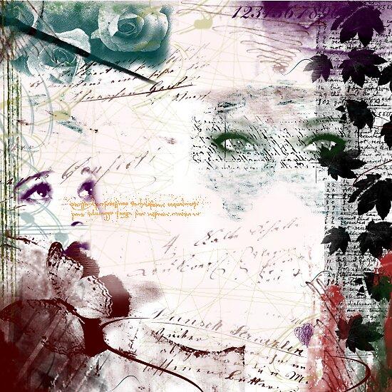Eyes of Romance by Rabecca Primeau