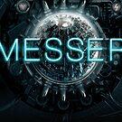 MESSER ALBUM ART by MESSERBAND
