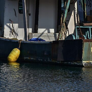 RJ's old tub (fishing boat) by Poete100