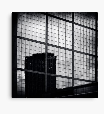 La Defence Canvas Print