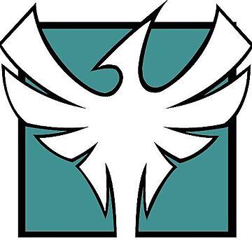 RB6 Siege Zofia Icon - Fan Art  by boberttrelfa