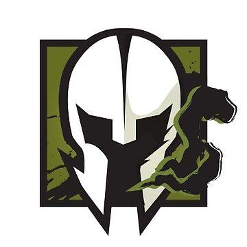 RB6 Siege Maestro Icon - Fan Art  by boberttrelfa