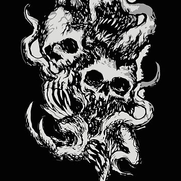 Brutality, Satanic Shirt, Satan Occult, Death Metal, Metal Head, Rock Band, Hard Rock, Heavy Metal by kraftd