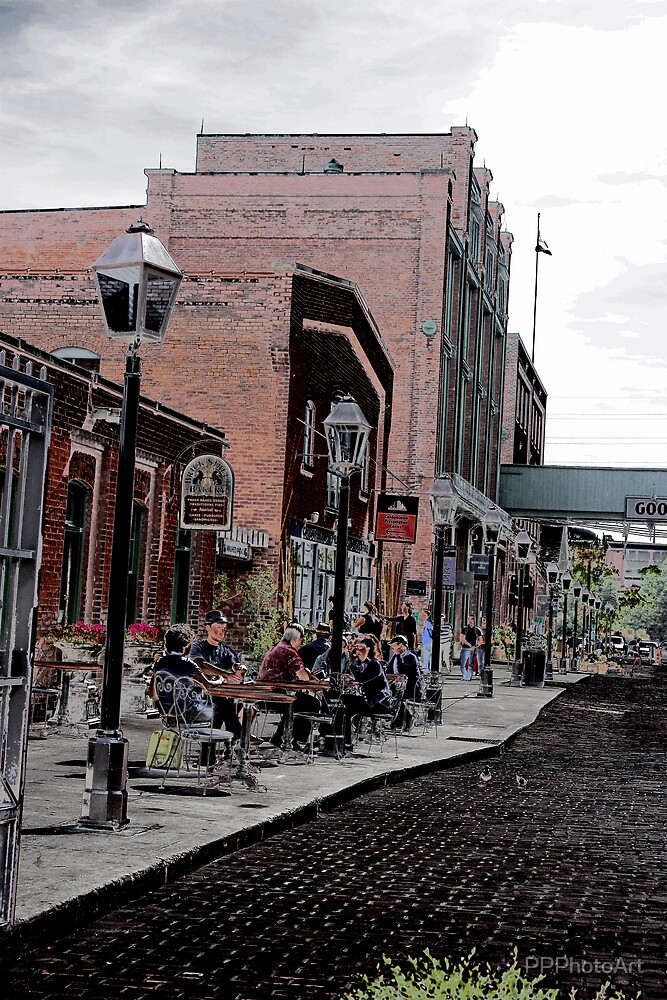 Distillery District by PPPhotoArt