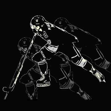 Hockey Mania by NaturePrints