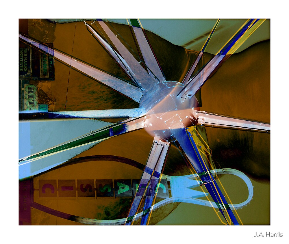 Sputnik Classica by J.A. Harris