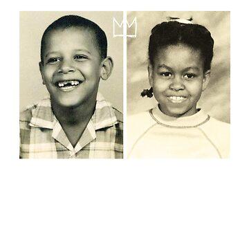 THE OBAMAS SERIES - KIDS by queendeebs