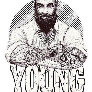 Young Money by markdanshin