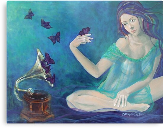 """Velvet obsessions"" by dorina costras"