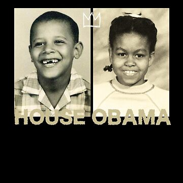 THE OBAMAS SERIES - KIDS (HOUSE OBAMA) by queendeebs