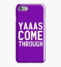 Yaaas, Come Through Violet Chachki! iPhone Case/Skin
