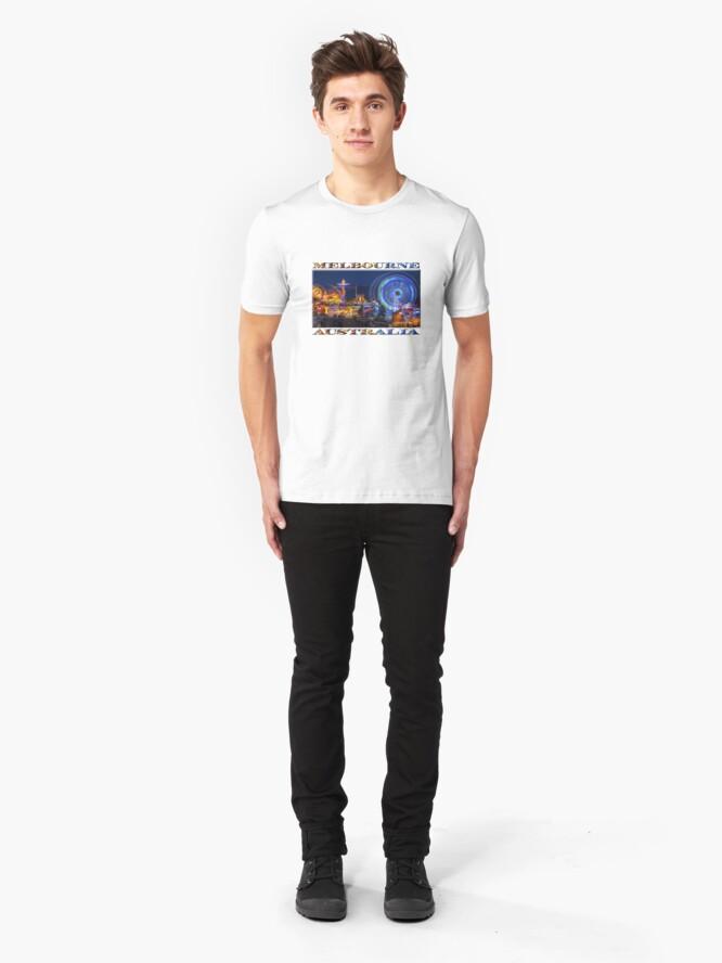 Alternate view of Shot in the Dark Slim Fit T-Shirt