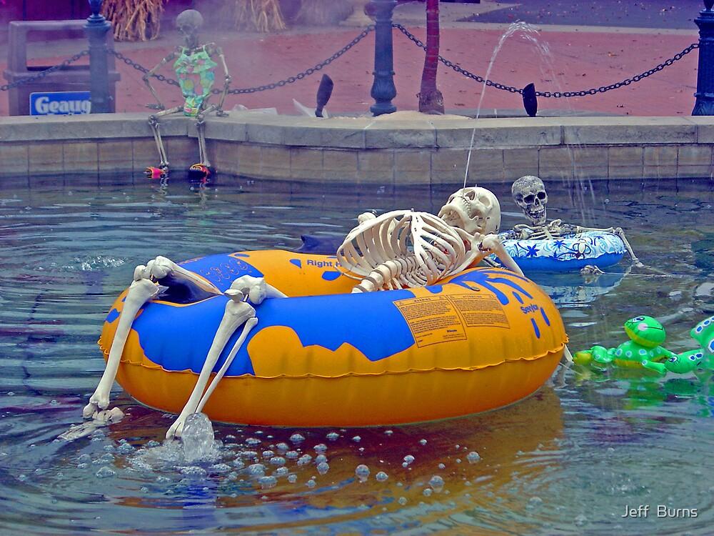 Lazy Bones by Jeff  Burns
