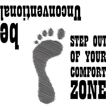 Motivational t-shirt, Motivational quotation poster by kartickdutta101
