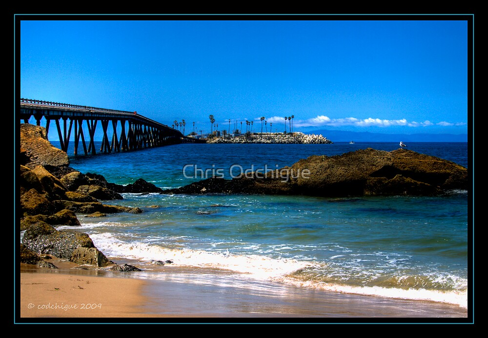Bridging the gap by Chris Odchigue