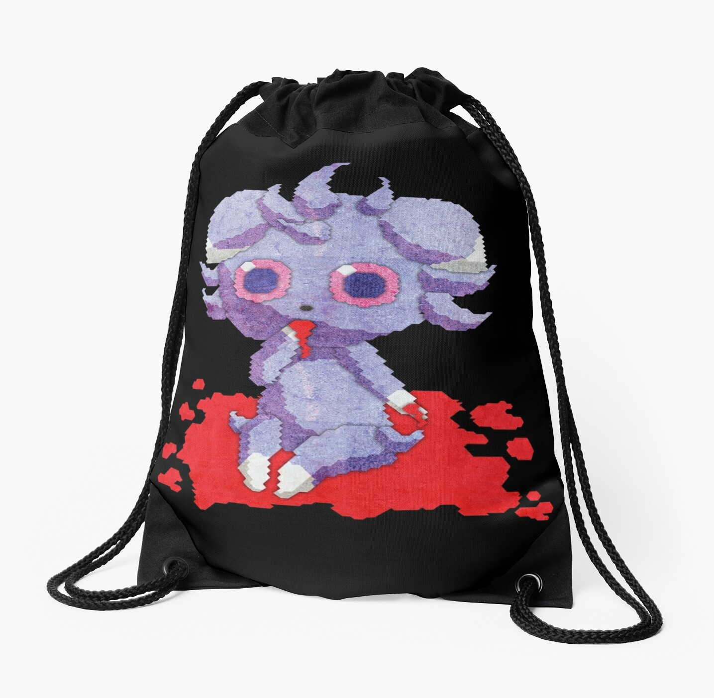 bloody espurr by cavia