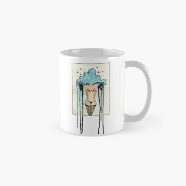 Head in the clouds Classic Mug