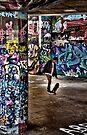 London Graffiti by LudaNayvelt