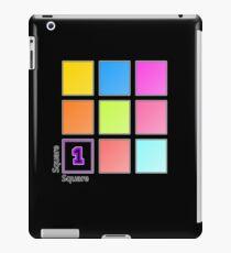 Square One iPad Case/Skin