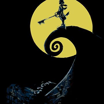 Halloween Town KH by Michelo13