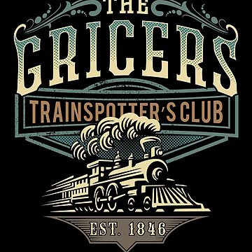 The Gricers Locospotters Club  by javaneka