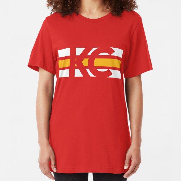 KC Chiefs: KC Pride Slim Fit T-Shirt