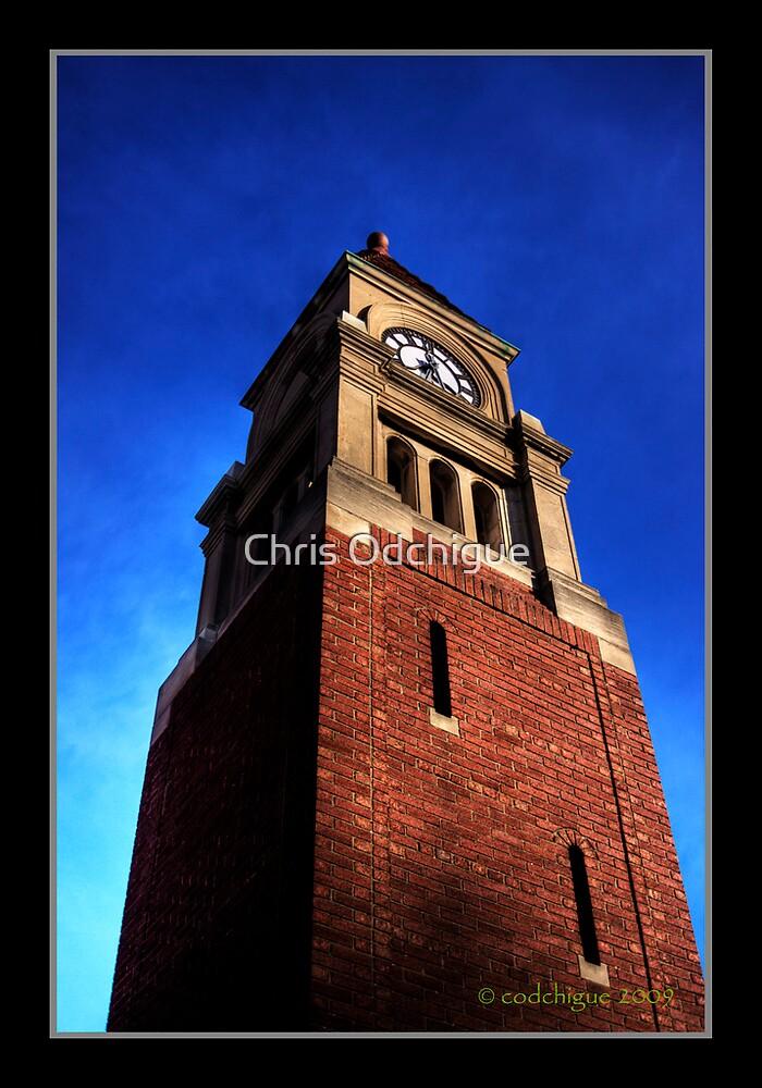 Clock by Chris Odchigue