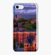 Brookline, MA iPhone Case/Skin