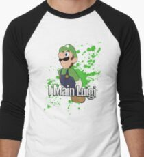 I Main Luigi - Super Smash Bros. T-Shirt