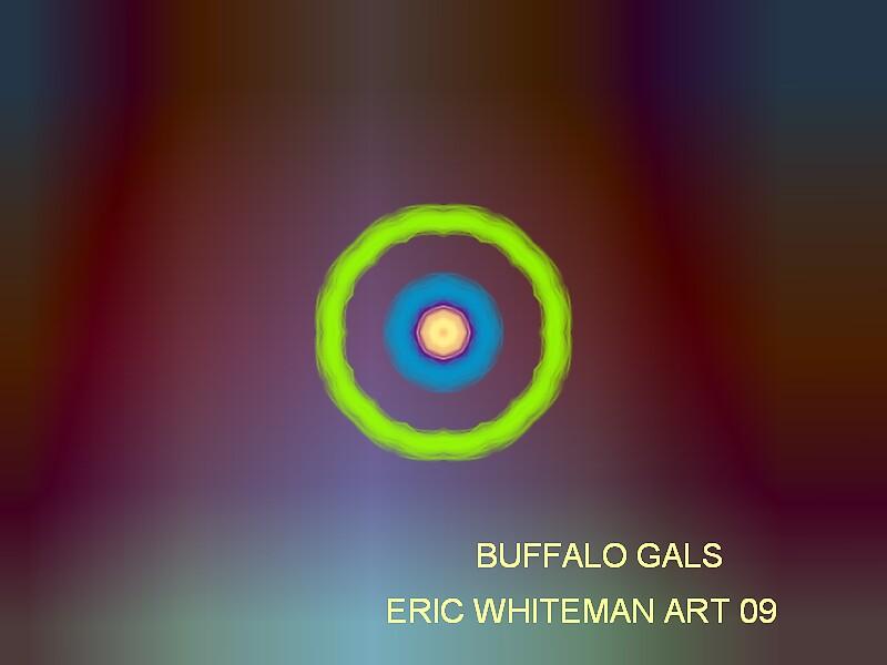 ( BUFFALO GALS )  ERIC WHITEAM  by ericwhiteman