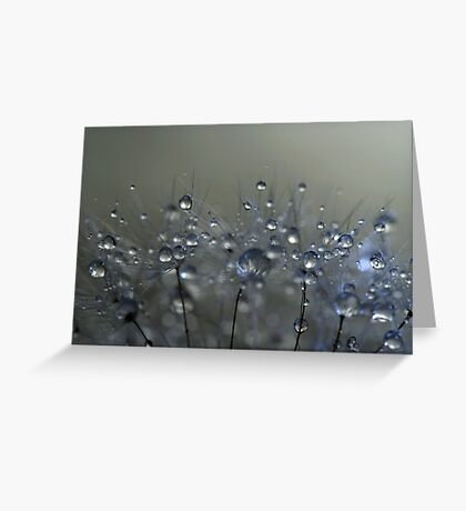 Gold Sparkles II Greeting Card