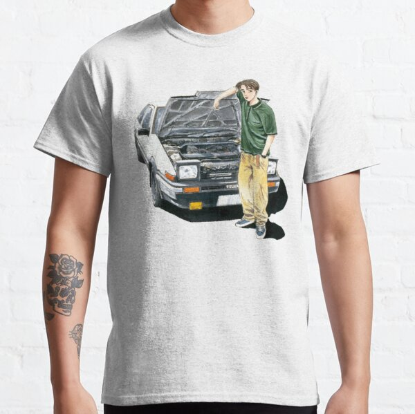 Takumi Initial D Classic T-Shirt