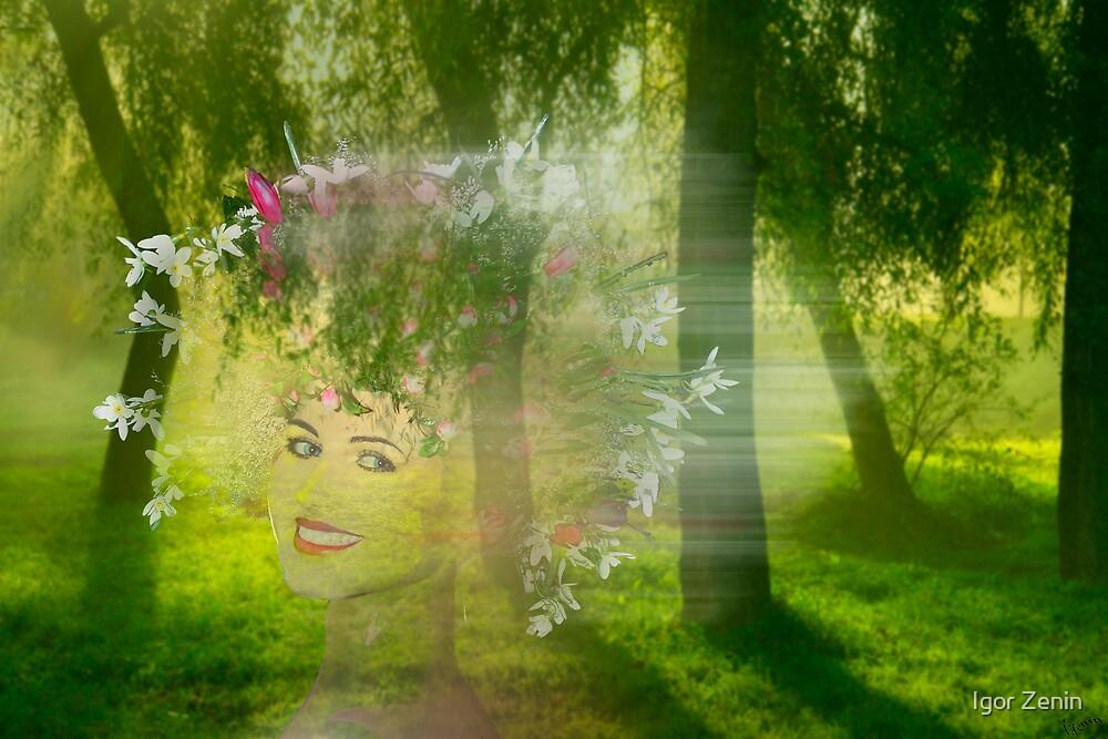 Summer by Igor Zenin