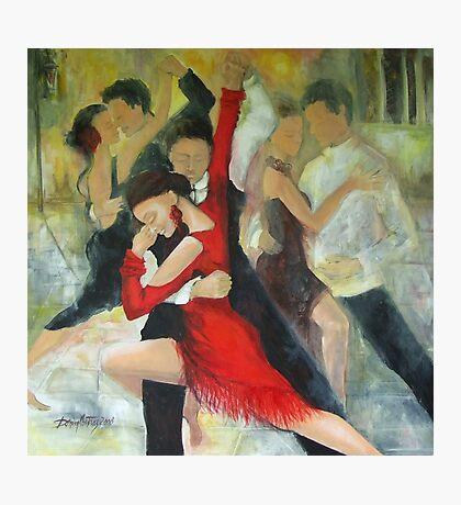 Sentimental tango Photographic Print