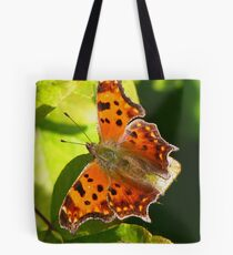 Green Comma Too! Tote Bag