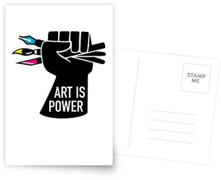 Art is Power by codyjoseph