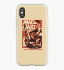Maxime Bernier MadMax Parody Memes 2019 #BernierNation Canada Elections 2019 MCGA Make Canada Great Again white background iPhone Case