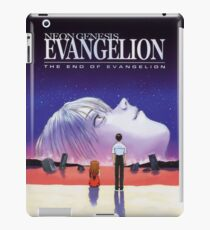 The End Of Evangelion (HD - No Logos) iPad Case/Skin