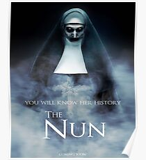 Die Nonne - Geist Poster
