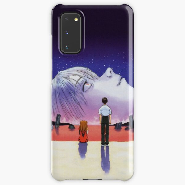 The End Of Evangelion (HD - No Text & Logos) Samsung Galaxy Snap Case