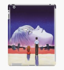 The End Of Evangelion (HD - No Text & Logos) iPad Case/Skin