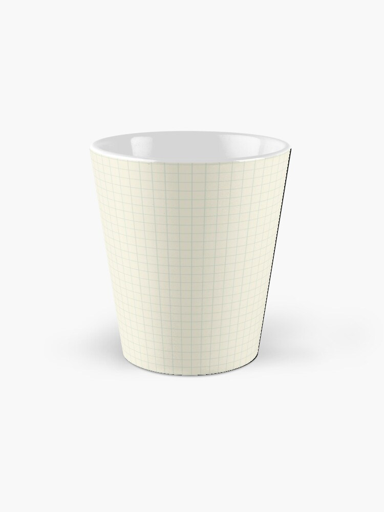Alternate view of Apricot White Check Mugs