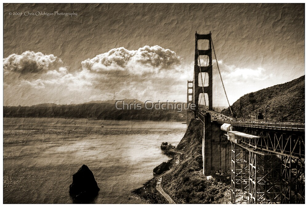 tHe GaTe by Chris Odchigue