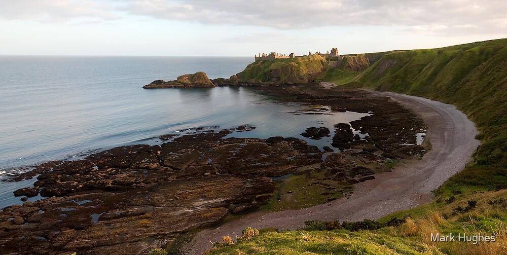 Dunnotter Castle by Mark Hughes